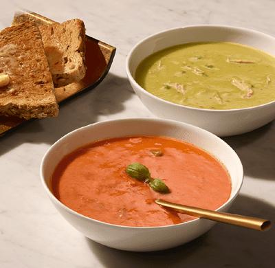 New soup 500