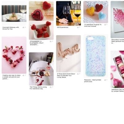 Valentines Board