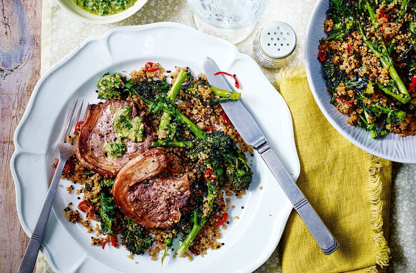 Lamb chops with broccoli LGH mini e914b883 0d42 482f bd93 7b4d54848e6d 0 1400x919